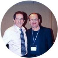 Встреча с Джефри Зейком - президентом фонда Милтона Эриксона