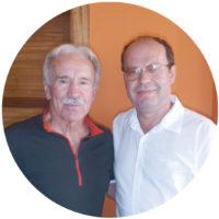 На обучающем курсе НЛП с Джоном Гриндером